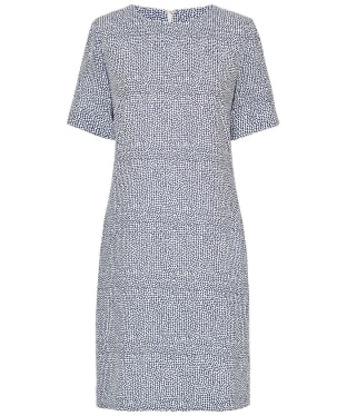 Women's GANT Printed Shift Dress - Persian Blue