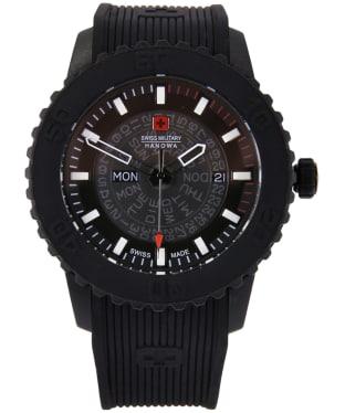 Men's Swiss Military Hanowa Twilight Watch - Black