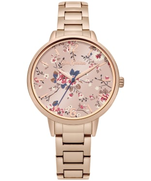 Women's Cath Kidston Trailing Bracelet Watch - Pink Matte / Rose Gold