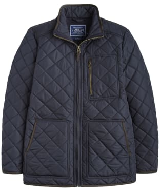 Men's Joules Derwent Quilted Jacket - Marine Navy