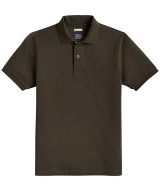 Men's Joules Woody Classic Polo Shirt - Dark Pine