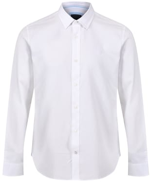 Men's Crew Clothing Kendal Shirt - Optic White
