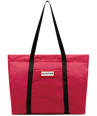 Hunter Original Tote Bag - Bright Pink