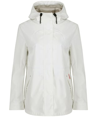 Women's Hunter Original Lightweight Rubberised Jacket - White