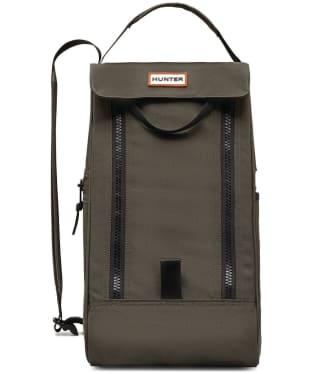 Hunter Original Short Boot Bag - Dark Olive
