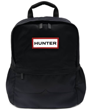Hunter Original Small Nylon Backpack - Black