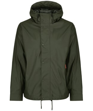 Men's Hunter Original Lightweight Rubberised Bomber Jacket - Dark Olive