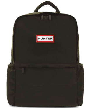 Hunter Original Nylon Backpack - Dark Olive