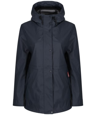 Women's Hunter Original Lightweight Rubberised Jacket - Navy