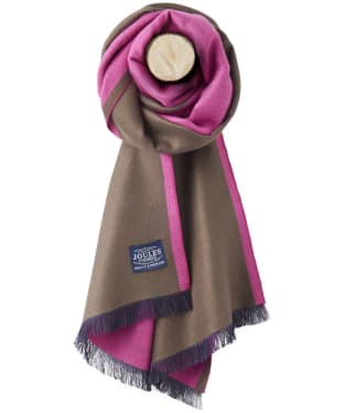 Women's Joules Luxton Scarf - Rose Pink