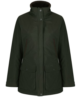 Women's Schoffel Rockingham Waterproof Coat - Forest