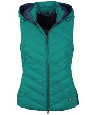 Women's Barbour Pentle Padded Gilet - Sea Glass
