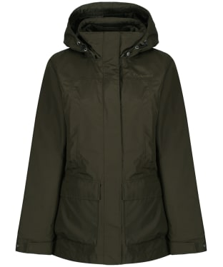 Women's Schoffel Langham 3-in-1 Waterproof Coat - Dark Olive
