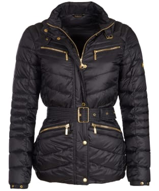Women's Barbour International Trail Quilted Jacket