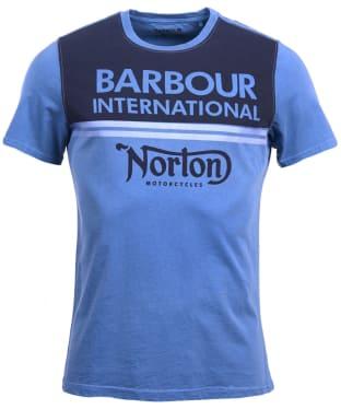 Men's Barbour International Race Stripe Tee