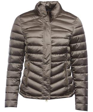 Women's Barbour Vartersay Quilted Jacket - Mink