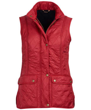 Women's Barbour Wray Gilet - Chilli Red
