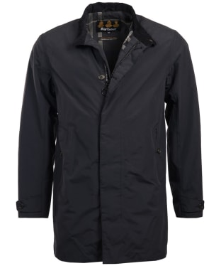Men's Barbour Golspie Waterproof Jacket - Black