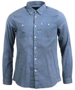 Men's Barbour Somme Jacquard Shirt