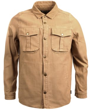 Men's Barbour Deck Overshirt - Sand