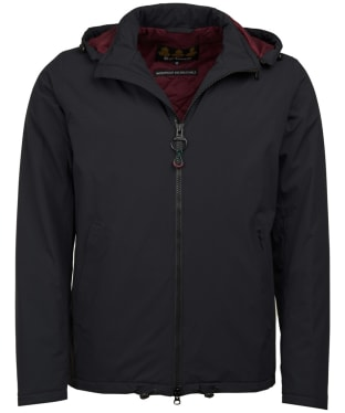 Men's Barbour Whitburn Waterproof Jacket - Black