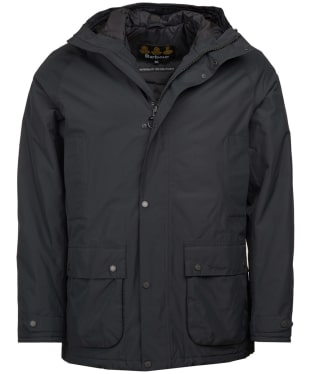 Men's Barbour Southway Waterproof Jacket - Black