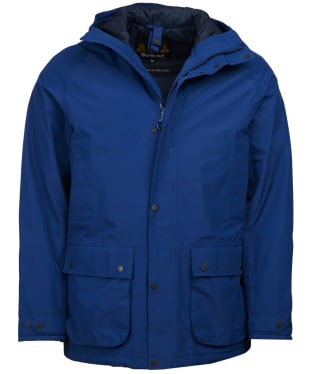 Men's Barbour Southway Waterproof Jacket - Inky Blue