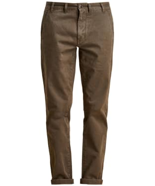 Men's Barbour Neuston Stretch Brushed Twill Trousers