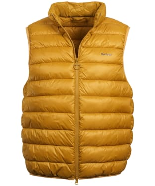 Men's Barbour Bretby Gilet - Lunar Yellow