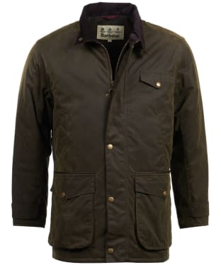 Men's Barbour Cole Wax Jacket