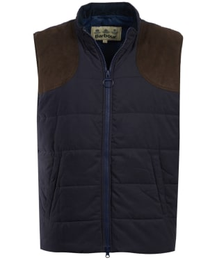 Men's Barbour Ludlow Gilet - Navy