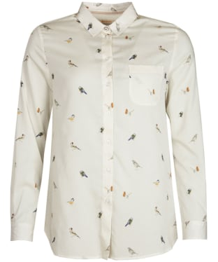 Women's Barbour Bowfell Shirt - Cloud