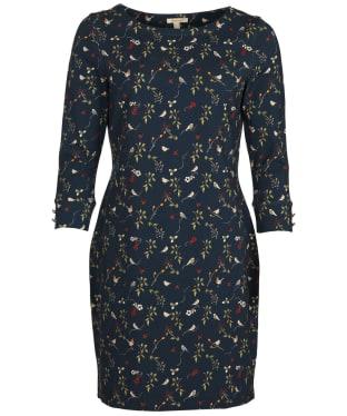 Women's Barbour Siskin Dress - Navy