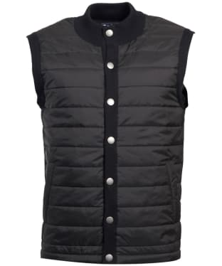 Men's Barbour Essential Gilet - Black