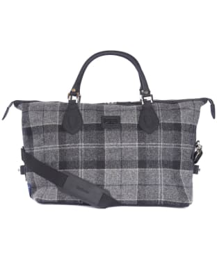 Barbour Shadow Tartan Explorer Bag