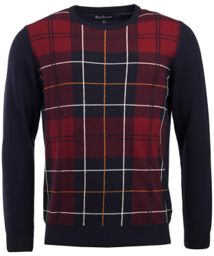 Men's Barbour Coldwater Sweater - Navy