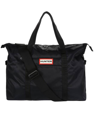 Hunter Original Weekender Bag - Black