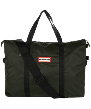 Hunter Original Weekender Bag - Dark Olive