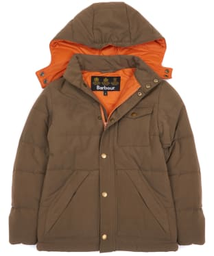 Boy's Barbour Fairfield Jacket, 10-15yrs - Clay