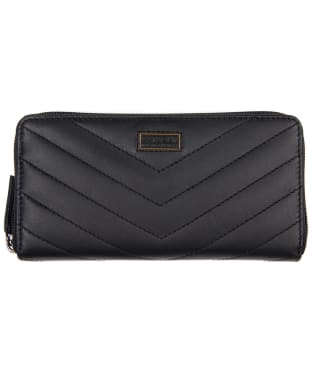 Women's Barbour International Geneva Purse - Black