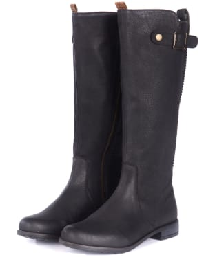 Women's Barbour Rebecca Boots - Black
