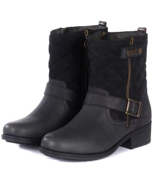 Women's Barbour Sienna Boots - Black