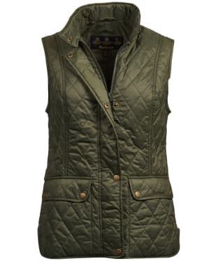 Women's Barbour Otterburn Gilet - Olive