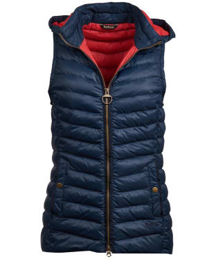 Women's Barbour Pendle Gilet - Navy
