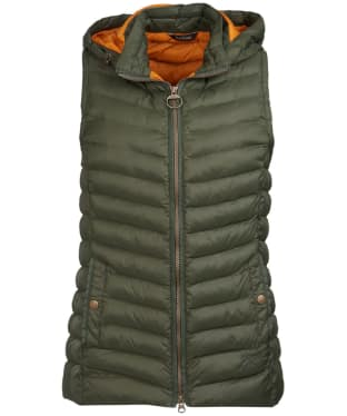 Women's Barbour Pendle Gilet - Olive