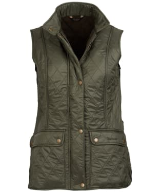 Women's Barbour Wray Gilet - Olive