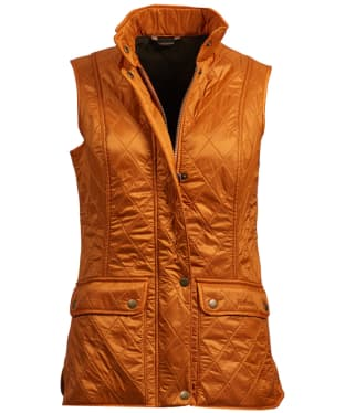 Women's Barbour Wray Gilet - Marmalade