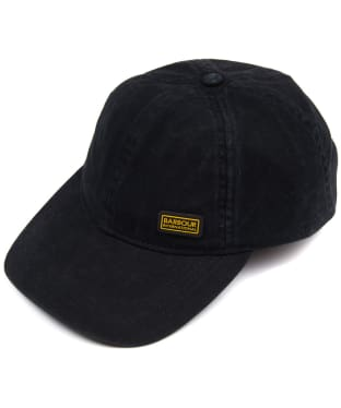 Women's Barbour Delaware Sports Cap - Black