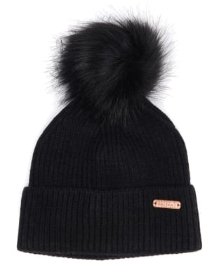 Women's Barbour International Mallory Pom Beanie