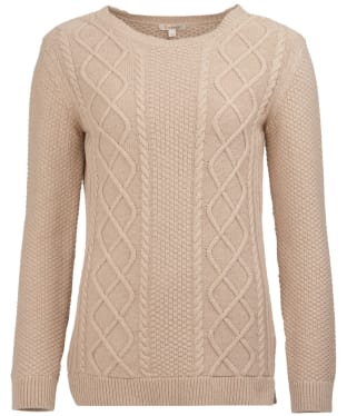 Women's Barbour Leith Crew Neck Sweater